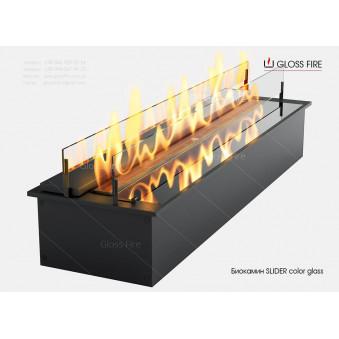 Топливный блок для биокамина-горелка для биокамина Slider glass 600