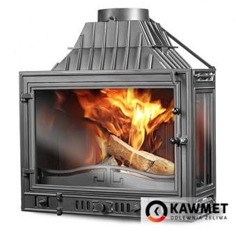 Каминная топка KAWMET W3 правое боковое стекло (16.7 kW)
