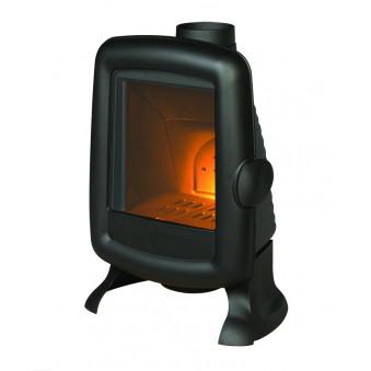 Чугунная печь-камин INVICTA ELO S antracyt