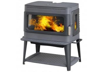 Чугунная трехсторонняя печь камин  Plamen Authentic 50